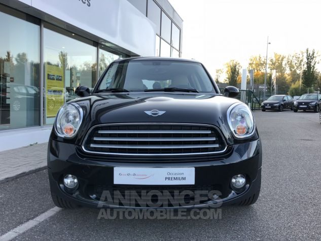 Mini Countryman Cooper D 112ch Pack Chili ALL4 Absolute Black Occasion - 3