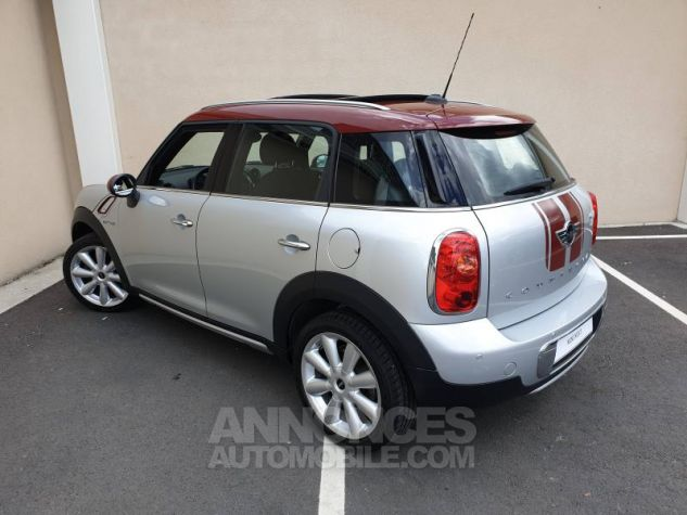 Mini Countryman Cooper D 112ch Park Lane Crystal Silver Occasion - 1