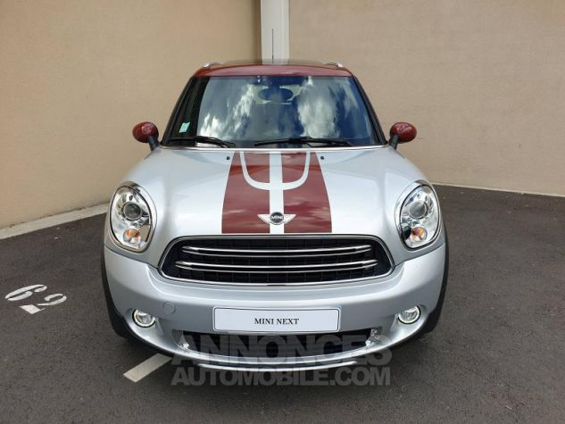 Mini Countryman Cooper D 112ch Park Lane Crystal Silver Occasion - 14