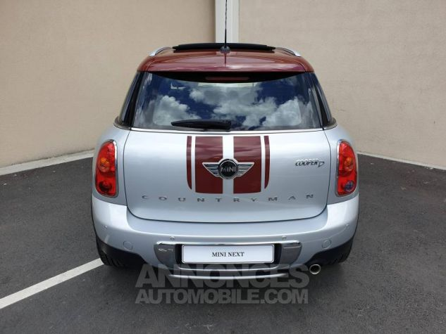 Mini Countryman Cooper D 112ch Park Lane Crystal Silver Occasion - 15
