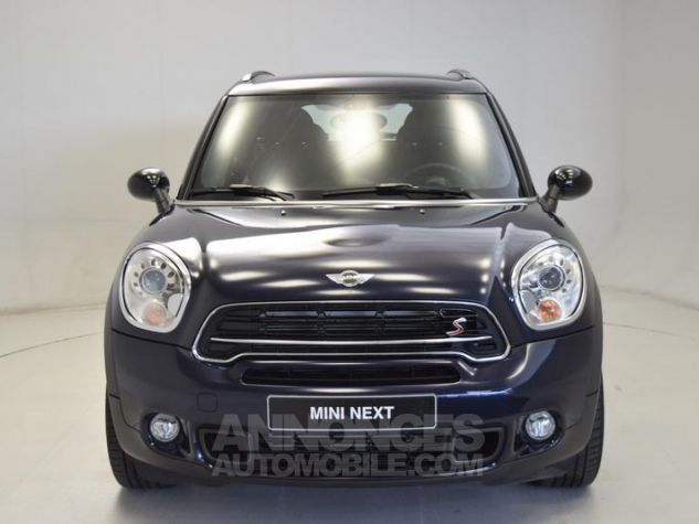 Mini Countryman Cooper S 190ch Pack Red Hot Chili Cosmic Blue metallise Occasion - 2