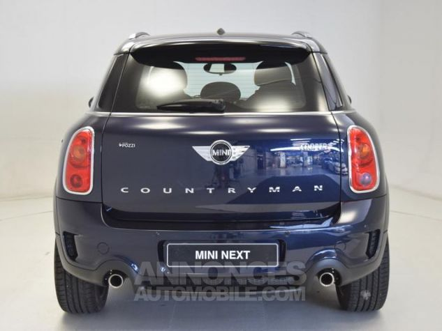 Mini Countryman Cooper S 190ch Pack Red Hot Chili Cosmic Blue metallise Occasion - 3