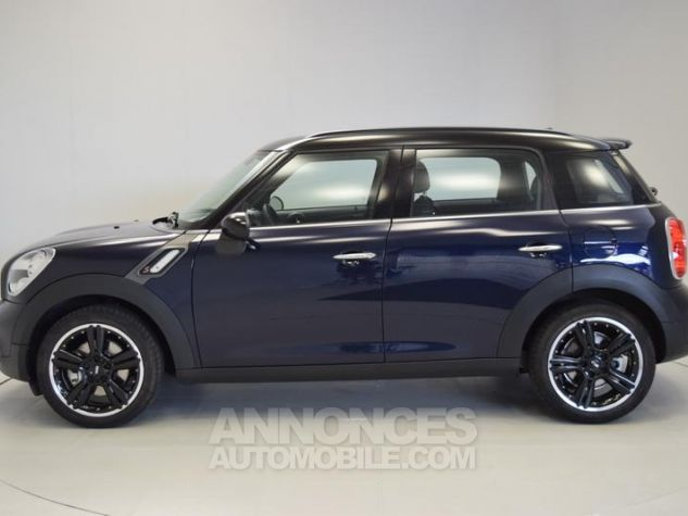 Mini Countryman Cooper S 190ch Pack Red Hot Chili Cosmic Blue metallise Occasion - 4