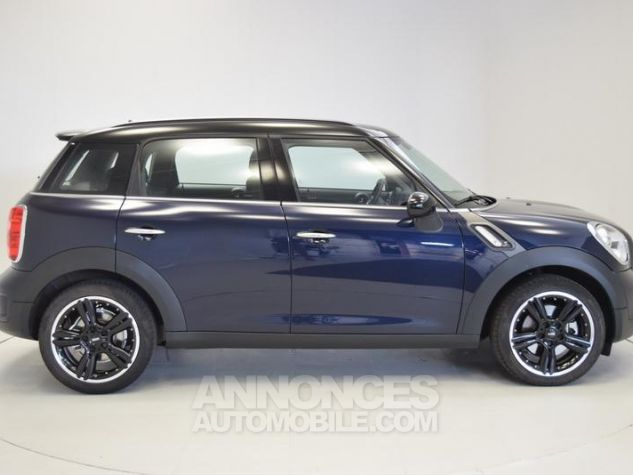 Mini Countryman Cooper S 190ch Pack Red Hot Chili Cosmic Blue metallise Occasion - 5