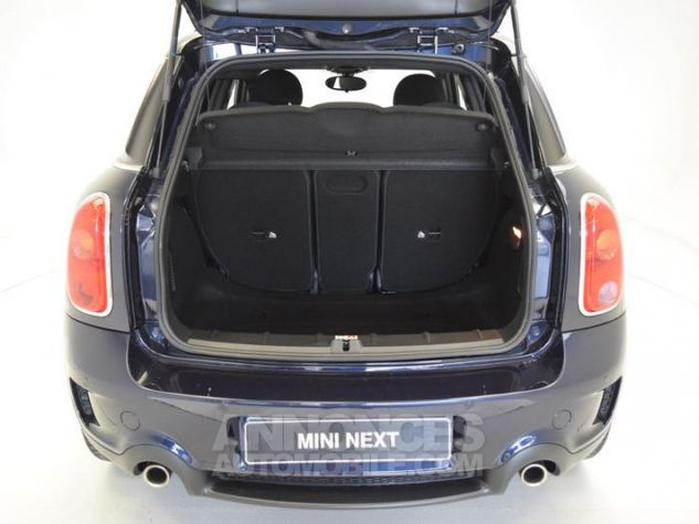 Mini Countryman Cooper S 190ch Pack Red Hot Chili Cosmic Blue metallise Occasion - 7
