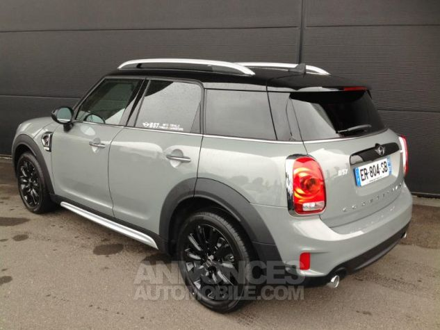 Mini Countryman Cooper S 192ch Red Hot Chili Moonwalk Grey metallise Occasion - 1