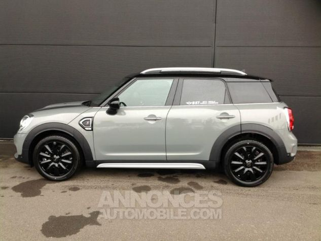 Mini Countryman Cooper S 192ch Red Hot Chili Moonwalk Grey metallise Occasion - 2