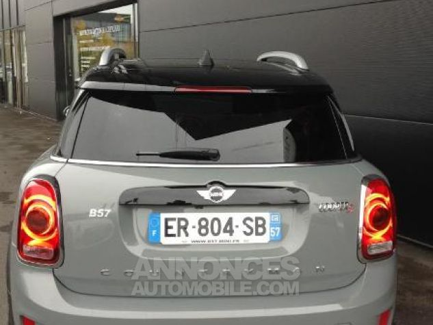 Mini Countryman Cooper S 192ch Red Hot Chili Moonwalk Grey metallise Occasion - 4
