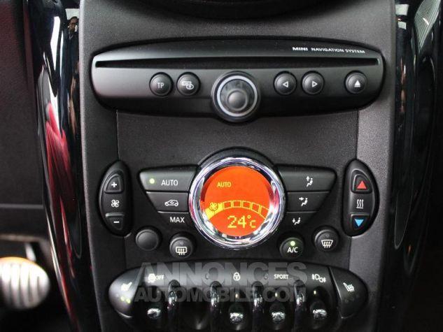 Mini Countryman Cooper SD 143ch Pack Red Hot Chili ALL4 BVA Light White Occasion - 9