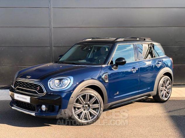 Mini Countryman Cooper SD 190ch Exquisite ALL4 BVAS LapisLuxury Blue Occasion - 0