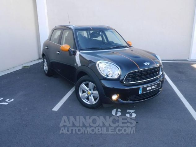 Mini Countryman One D 90ch Bricklane Absolute Black Occasion - 0