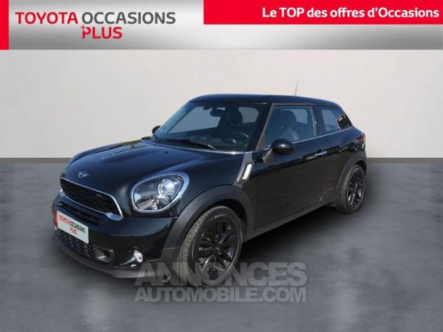 Mini Paceman Cooper SD 143ch Pack John Cooper Works Int NOIR Occasion - 0