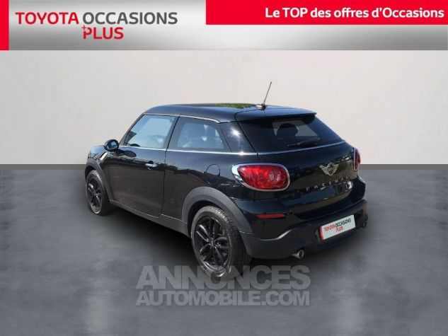 Mini Paceman Cooper SD 143ch Pack John Cooper Works Int NOIR Occasion - 1