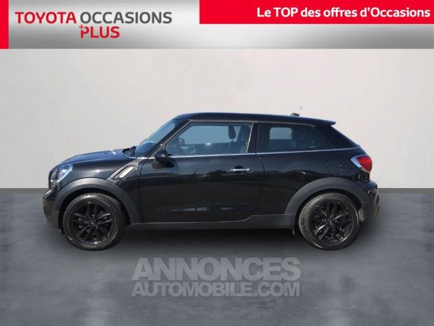 Mini Paceman Cooper SD 143ch Pack John Cooper Works Int NOIR Occasion - 2