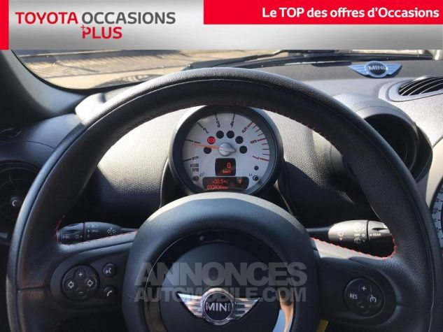 Mini Paceman Cooper SD 143ch Pack John Cooper Works Int NOIR Occasion - 8