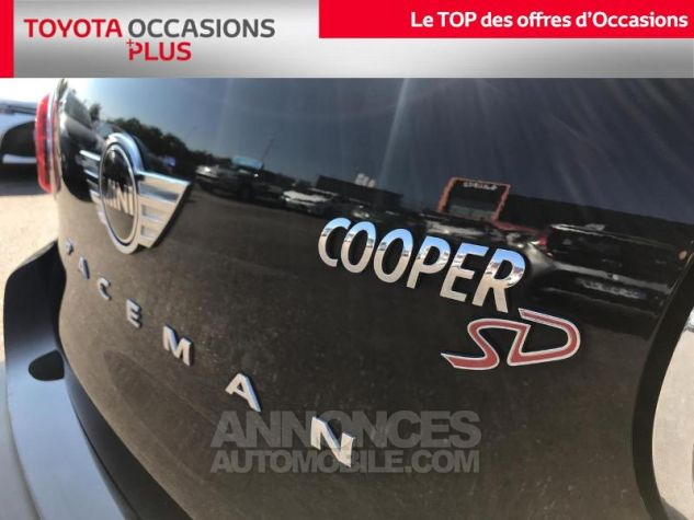 Mini Paceman Cooper SD 143ch Pack John Cooper Works Int NOIR Occasion - 16