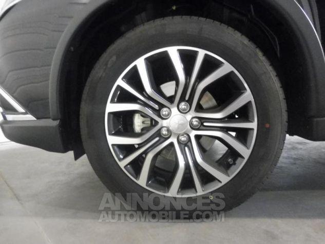Mitsubishi OUTLANDER 2WD 22 DI-D INTENSE NAVI 5 PLACES 8CV 150CH Noir Occasion - 4