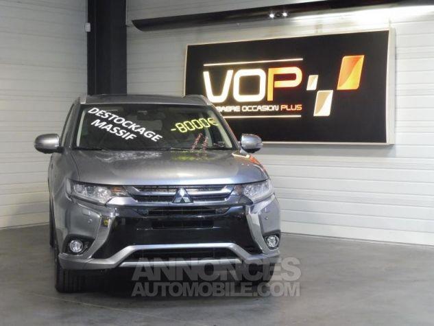 Mitsubishi OUTLANDER PHEV INSTYLE MY18 Gris foncé Occasion - 0