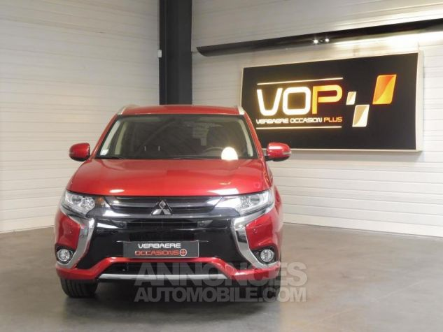 Mitsubishi OUTLANDER PHEV INTENSE STYLE Rouge Occasion - 0