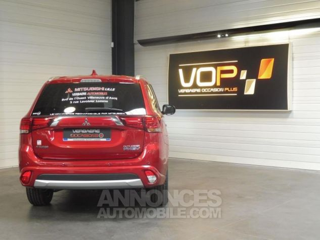 Mitsubishi OUTLANDER PHEV INTENSE STYLE Rouge Occasion - 1