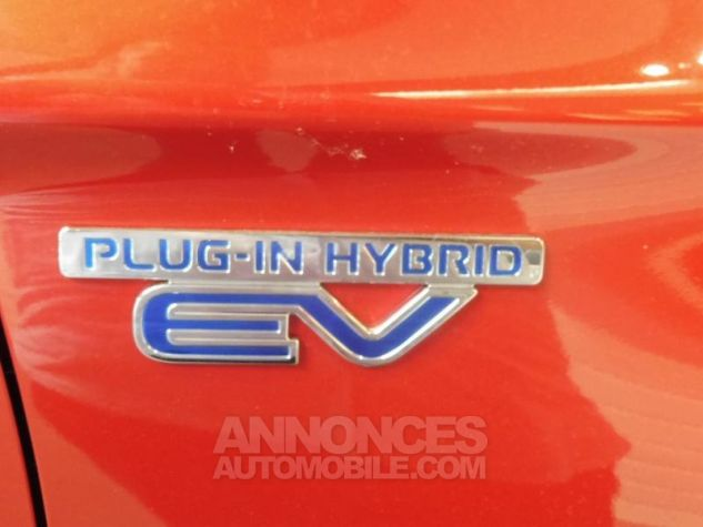 Mitsubishi OUTLANDER PHEV INTENSE STYLE Rouge Occasion - 9