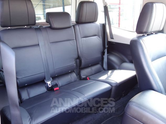 Mitsubishi PAJERO instyle 200cv 3p bva noir Occasion - 6