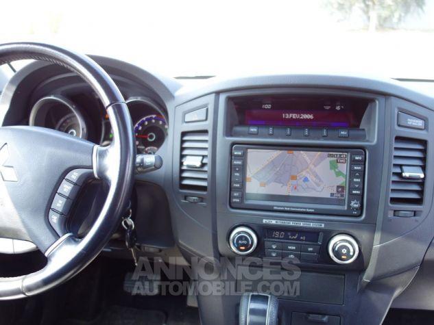 Mitsubishi PAJERO instyle 200cv 3p bva noir Occasion - 8