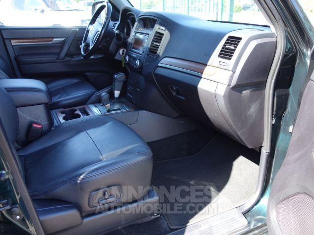 Mitsubishi PAJERO instyle 5p 7pl 200cv vert foncé Occasion - 7