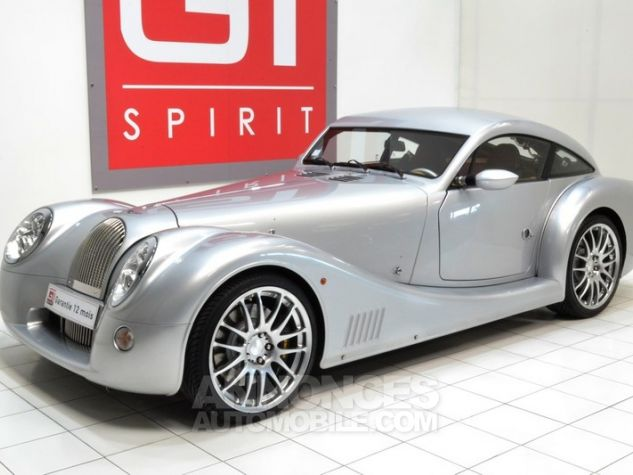 Morgan Aeromax V8 Centenary Grey Occasion - 0