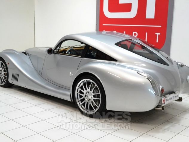 Morgan Aeromax V8 Centenary Grey Occasion - 1