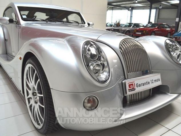 Morgan Aeromax V8 Centenary Grey Occasion - 8