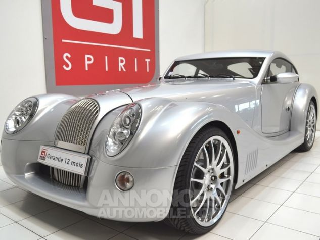 Morgan Aeromax V8 Centenary Grey Occasion - 10
