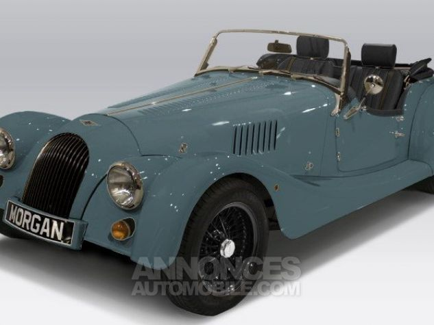 Morgan PLUS FOUR Bespoke Blue/gris pastel Neuf - 0