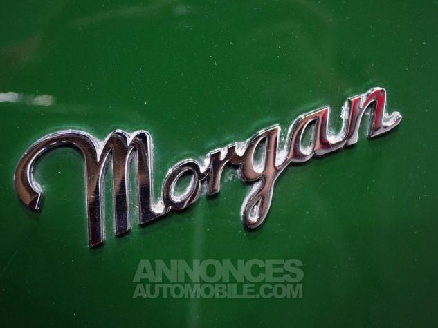 Morgan PLUS FOUR MORGAN  Plus 4 Deep Brunswick Green Occasion - 33
