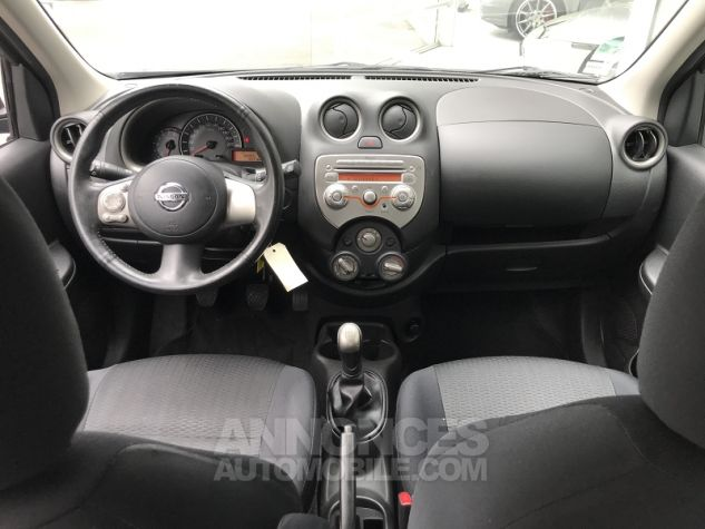 Nissan MICRA 1.2 80CH VISIA PACK Gris Occasion - 1