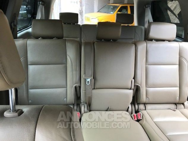 Nissan PATHFINDER Armada V8 LE 8 places Beige Occasion - 12