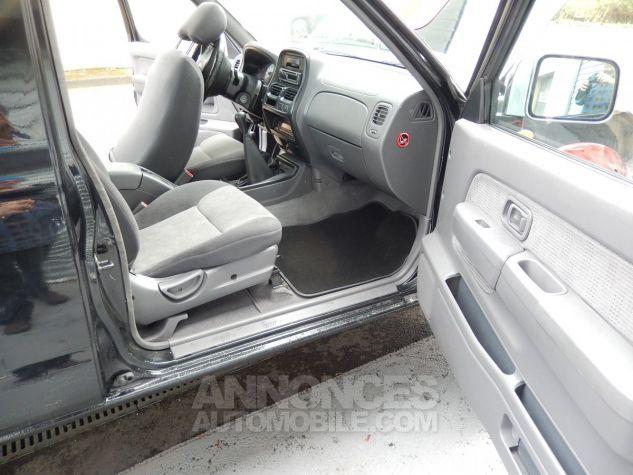 Nissan Pick Up Personnalisé base KingCab bicolore noir/orangé mét. Occasion - 2