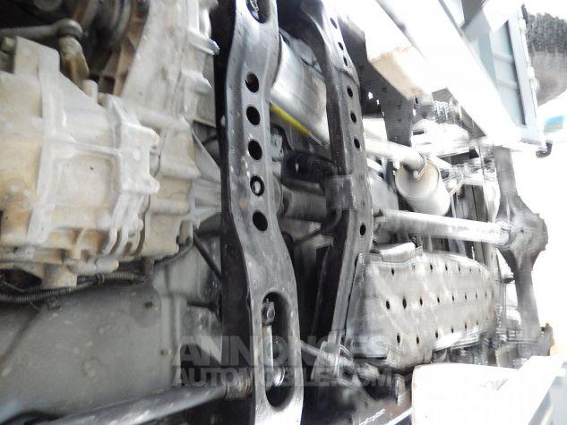 Nissan Pick Up Personnalisé base KingCab bicolore noir/orangé mét. Occasion - 6