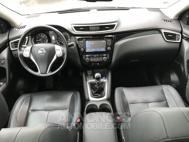 Nissan QASHQAI 1.2L DIG-T 115CH TEKNA Blanc Occasion - 2