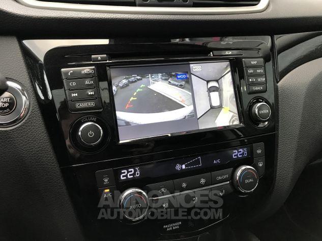 Nissan QASHQAI 1.2L DIG-T 115CH TEKNA Blanc Occasion - 4