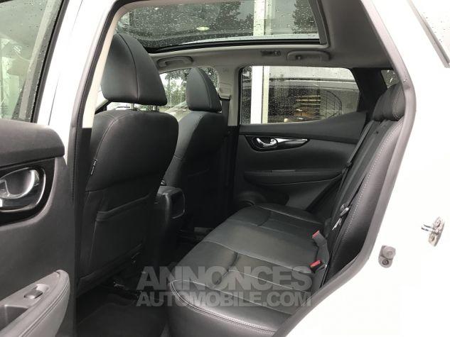 Nissan QASHQAI 1.2L DIG-T 115CH TEKNA Blanc Occasion - 11