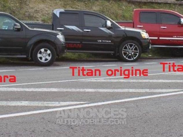 Nissan Titan king cab Texas Edition noir Occasion - 10