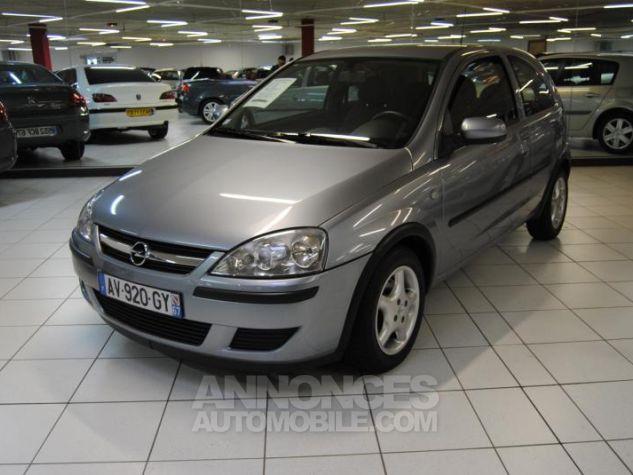 Opel Corsa CDTI Gris Foncé Occasion - 0