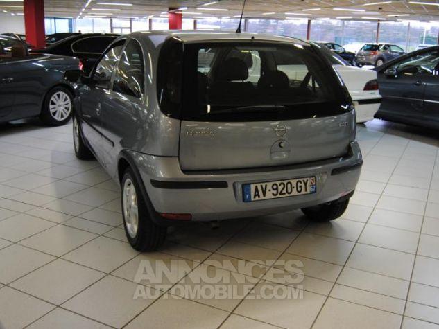 Opel Corsa CDTI Gris Foncé Occasion - 3