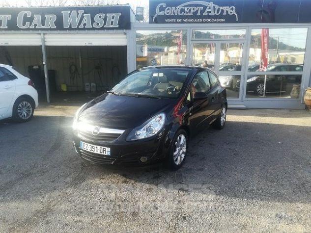 Opel Corsa ENJOY NOIR METAL Occasion - 0