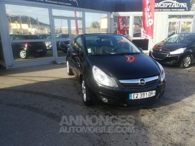 Opel Corsa ENJOY NOIR METAL Occasion - 1