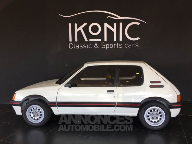 Peugeot 205 GTI Blanche Occasion - 2