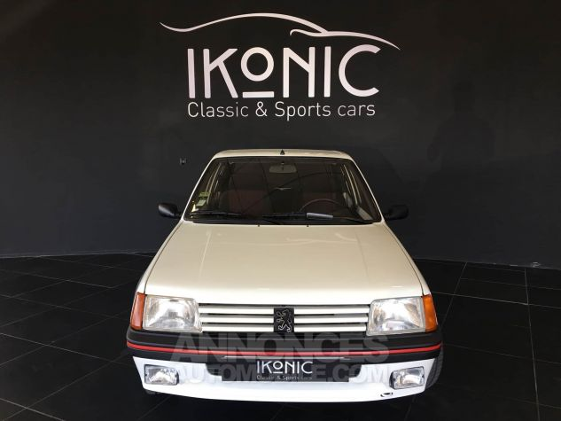 Peugeot 205 GTI Blanche Occasion - 3