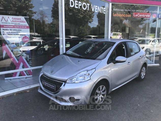 Peugeot 208 1.4 HDI FAP BUSINESS 5P Gris Occasion - 0