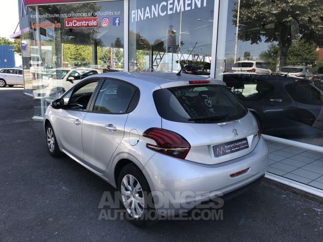 Peugeot 208 1.4 HDI FAP BUSINESS 5P Gris Occasion - 8